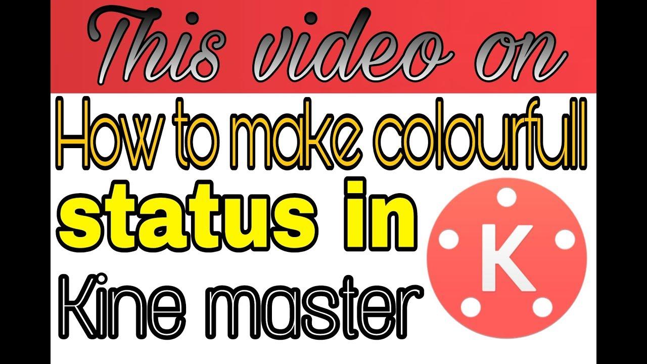 Change Colour Quik App Font Make Whatsapp Status Video New Punjabi Httpsmyoutubecom Wa