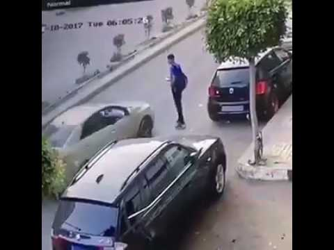 Thieves in Egypt April 2017