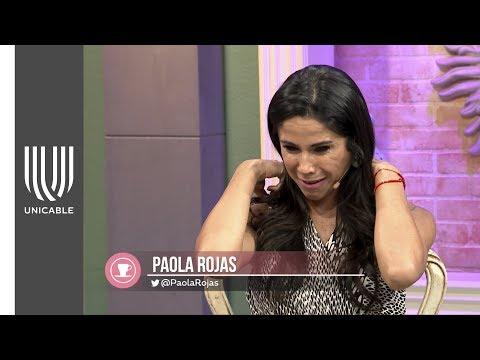 Paola Rojas narra una terrible experiencia que vivió de pequeña | Netas Divinas | Unicable
