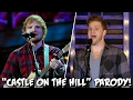 "Ed Sheeran ""Castle On The Hill"" PARODY! The Key of Awesome UNPLUGGED video & mp3"