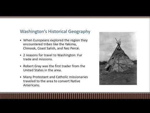 GEOG 201 Project - State of Washington