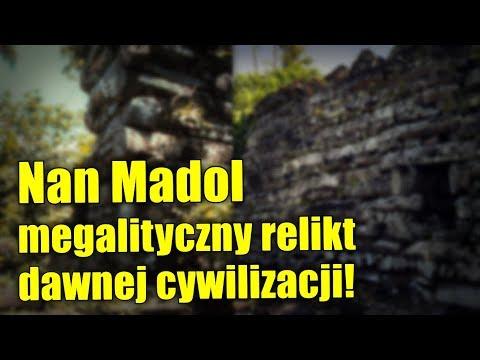 Megality z Nan Madol, niesamowity cud świata z Mikronezji!