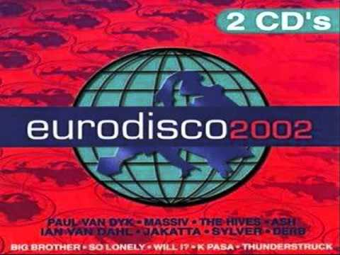 13.- ASH - Sometimes (EURODISCO 2002) CD-2