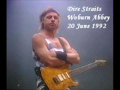 Dire Straits - On every street [Woburn Abbey -92]