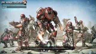 Planetside 2 Multiplayer PC gameplay 1080p High