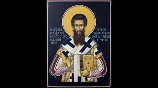 Slujba Vecerniei Sfântului Grigorie Palama - 13.11.2018