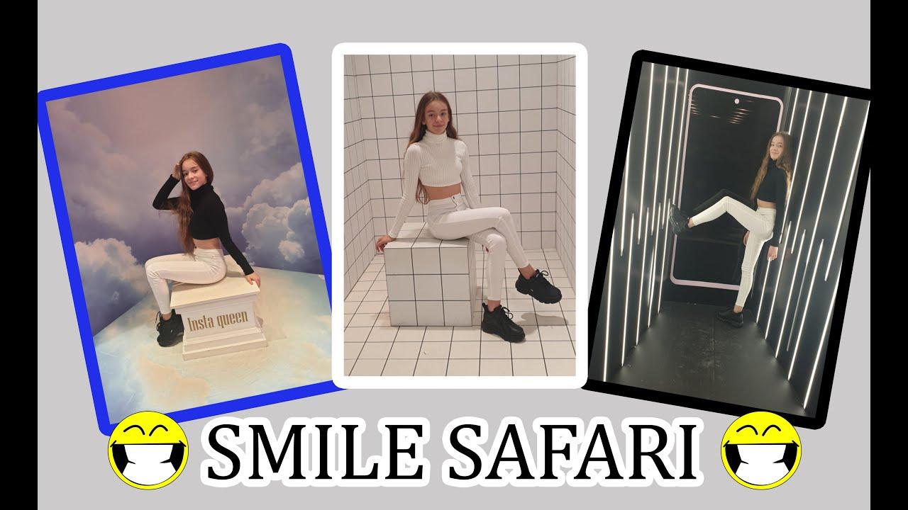 SMILE SAFARI [ UN TRUC DE OUF! ] 😁  SMILE SAFARI SOMETHING CRAZY