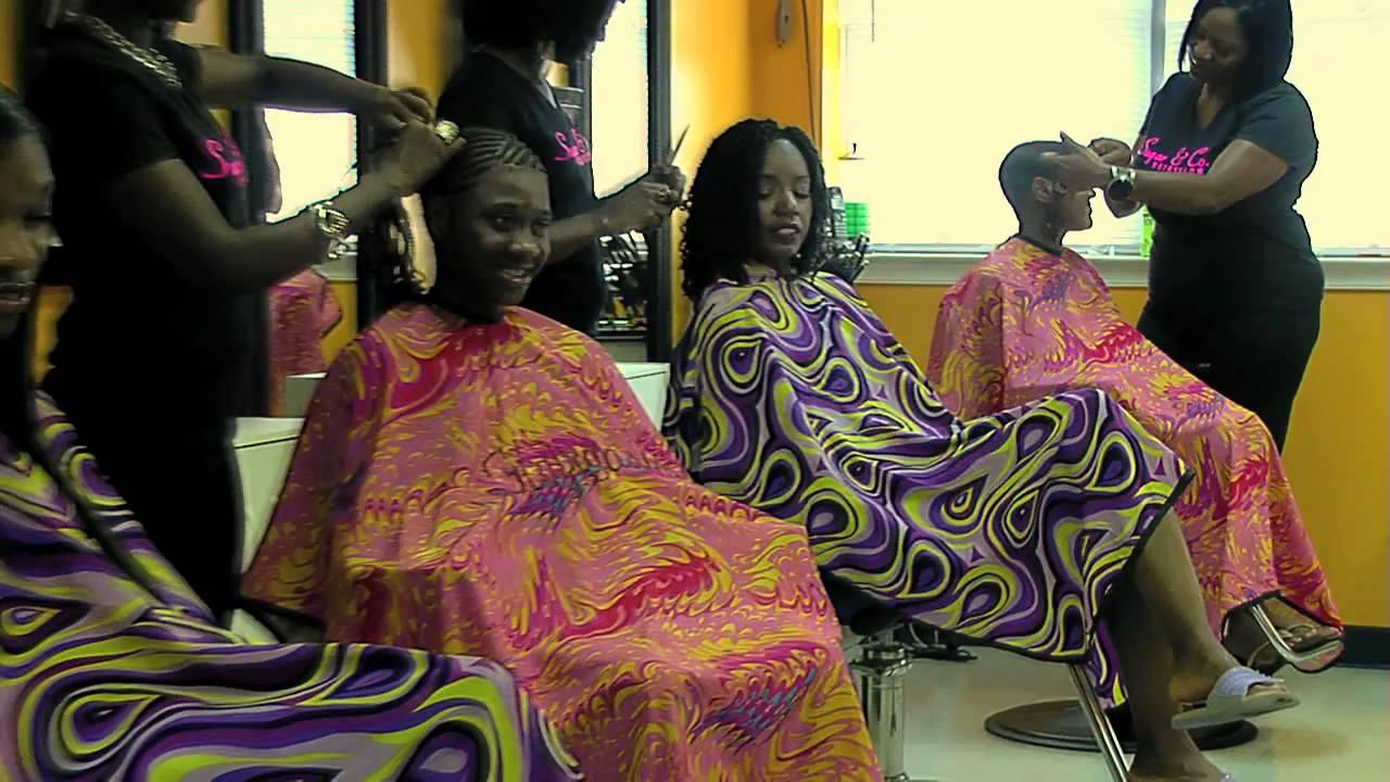 Sugar Amp Company Hair Salon Fort Washington Maryland Youtube