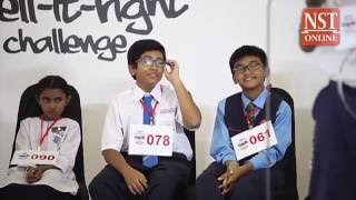 RHB-NST Spell It Right Kedah Primary State Challenge