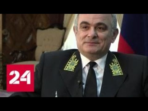 Леван Джагарян: отношения России и Ирана вышли на беспрецедентно высокий уровень - Россия 24