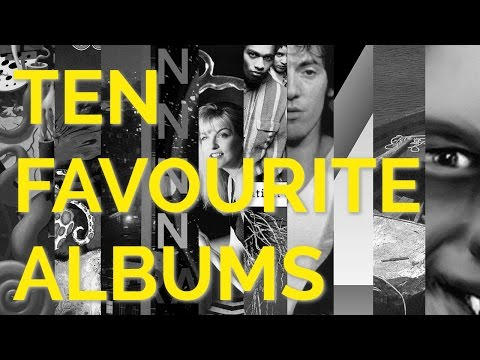 10K Subscribers! / Ten Of My Favourite Records
