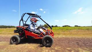 Hammerhead Off-Road Buggy Trail Riding
