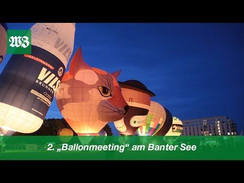 "2. ""Ballonmeeting"" In Wilhelmshaven | Wilhelmshavener Zeitung"