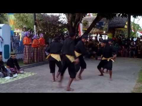Tari Pangngaru Dari Pulau Bonerate Selayar