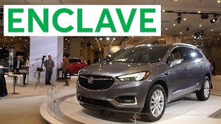2018 Buick Enclave Preview | Consumer Reports