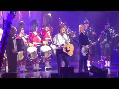 Paul McCartney - Mull of Kintyre (Hamilton, ON)