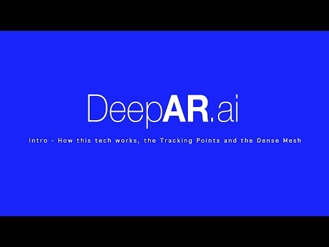 1. DEEPAR - INTRODUCTION TO THE SDK AND TECHNOLOGY