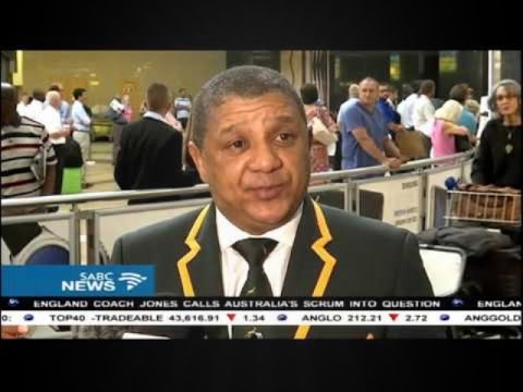 ▷ Allister Coetzee On The Springboks' Poor Performances This Year ZA Latest