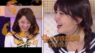해피투게더3 Happy together Season 3 - 전소미, 아재파탈 김세정 폭로 종합세트 .20170323