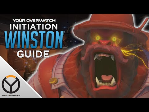 Overwatch Advanced Winston Guide: Jump Initiation