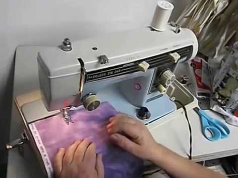 dressmaker deluxe zig zag sewing machine demo part 1 youtube rh youtube com Viking 6440 Repair Manual Euro-Pro Sewing Machine Threading
