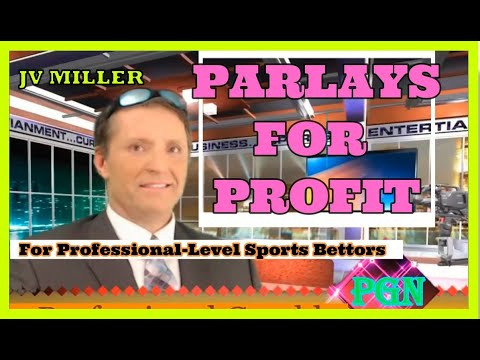 Sport Betting Parlays 101: Parlays ARE Worth The Risk (For Professional Gamblers Only)