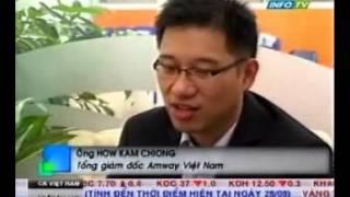 InfoTV phỏng vấn Ông How Kam Chiong, Tổng giám đốc Amway Việt Nam