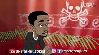 Kojo self want get money pass Davido so em decide to go do juju.. #...