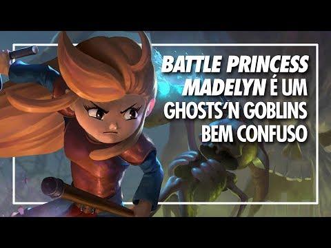 Battle Princess Madelyn | Gameplay