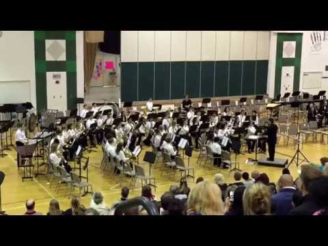 Gurnee WMS Concert  The Expert March