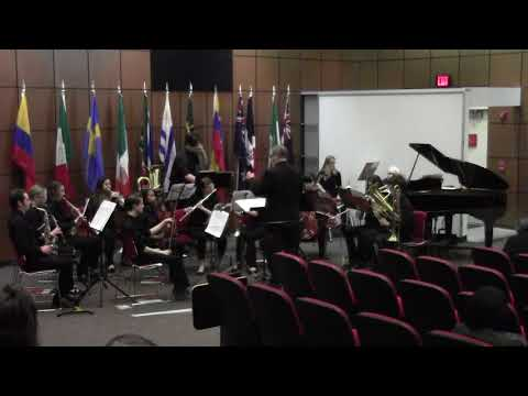 TSA Chamber Ensemble with Michael Peslikis - St Louis Blues