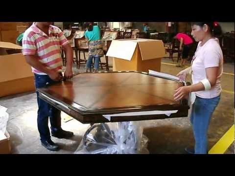 Saratoga Game Table Flip Top
