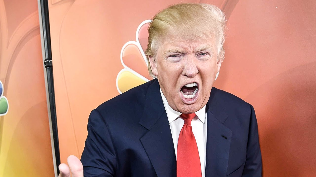 Donald Trump Is The Ugly New Face Of The Republican Party - The Ring ...