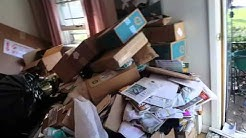 Clutter Free & NYHCS Hoarder Clean Up Service Part 1