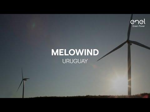 Enel Green Power in the world: Melowind, Uruguay