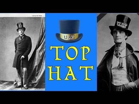 Top Hat 🎩 Tartarians   UAP