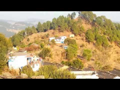 Traveling India - Rural Life in Devbhumi Uttarakhand - Way to go my village Part 1, Video - 1