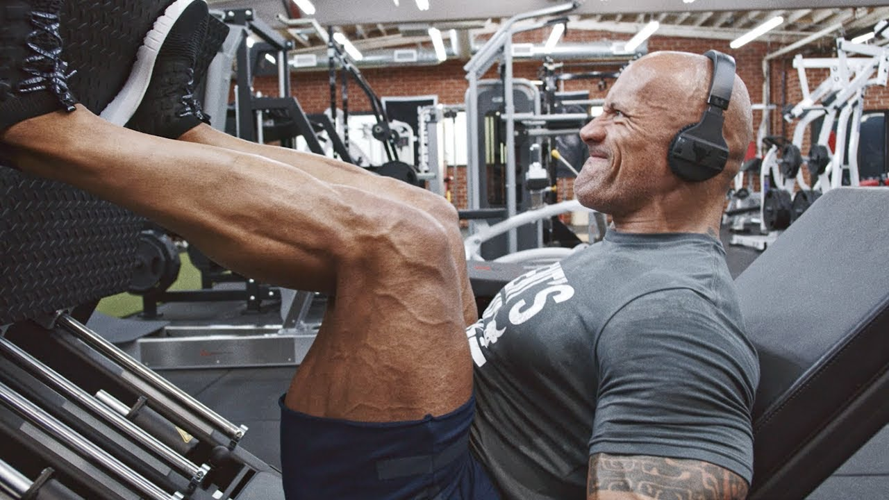 """Dwayne """"The Rock"""" Johnson: Daily Routine - Balance The Grind 