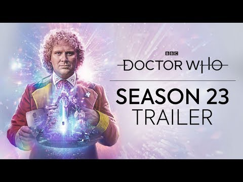 Season 23 Trailer | The Collection | Doctor Who
