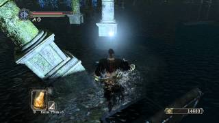 Dark Souls II - Everything possible in... Shrine of Amana