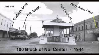 A Tour of Arlington in the 1940s, 1950s & 1960s