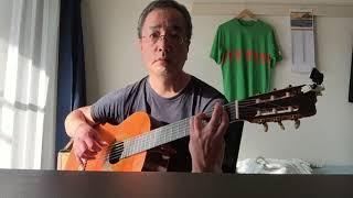 Along The Santa Fe Trail (Fingerstyle Guitar)