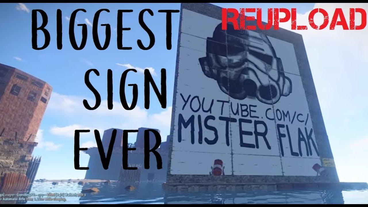 Reupload Rust The Last Storm Trooper Throwback Youtube