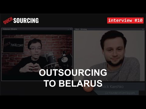 #10 - Interview with Nick Kaeshko - Outsourcing to Belarus
