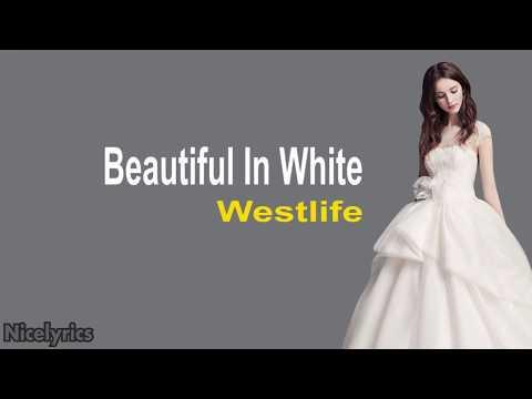 Lagu English Romantis | Beautiful In Whit - Westlife | Terjemahan Lyrics Indonesia