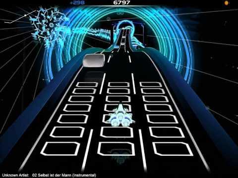 Audiosurf: Bushido - Selbst ist der Mann (Instrumental)