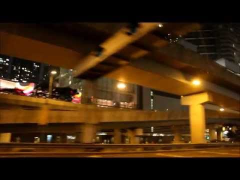Hong Kong by night / Blade Runner Theme