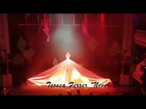 Teresa Ferrer - Never Enough (cover) -The...