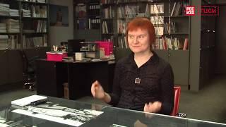 Видеопортреты современных художников. Интервью с Лизой Морозовой
