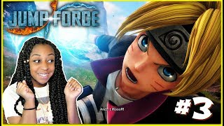 DID THEY QUIT?? | Jump Force Story Mode + Online Episode 3 Gameplay!!!